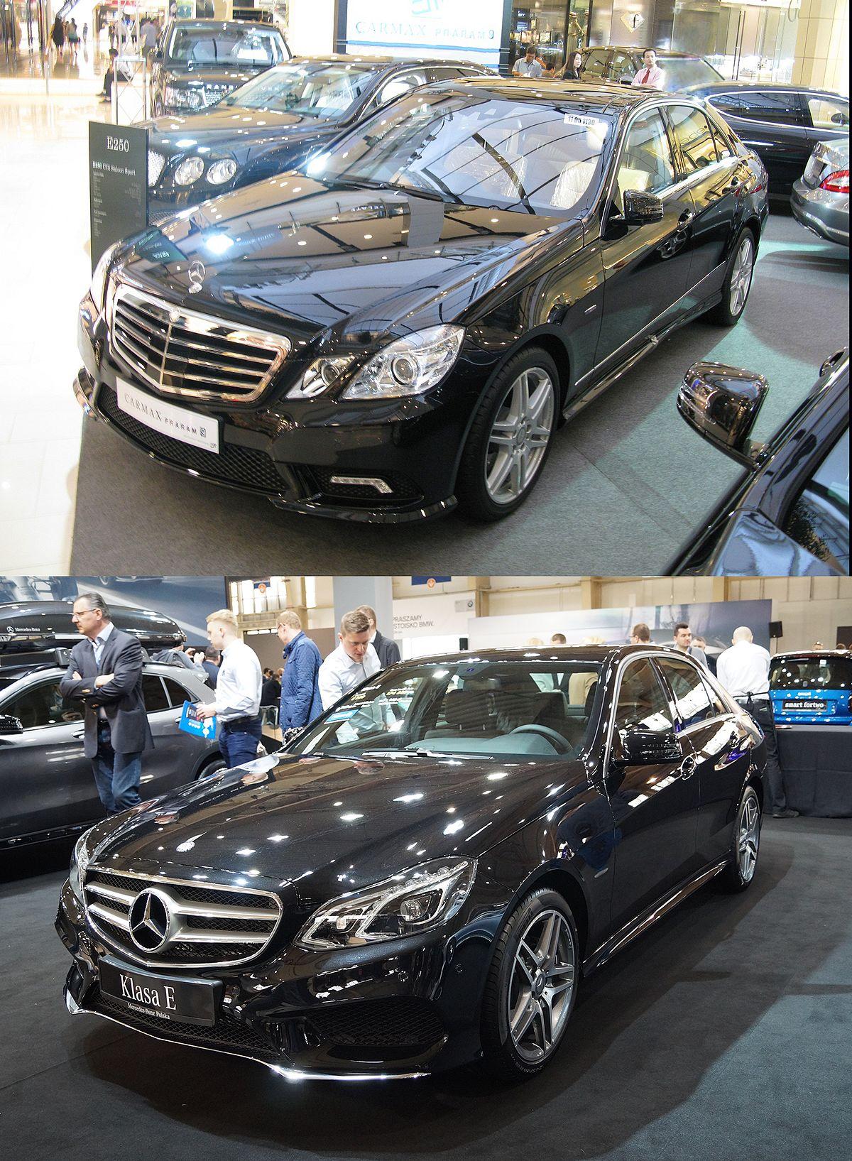 Mercedes benz w212 for 57 mercedes benz
