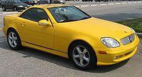 Mercedes-Benz R170 thumbnail