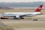 Meridiana, I-AIGH, Boeing 767-23B ER (24753298256).jpg
