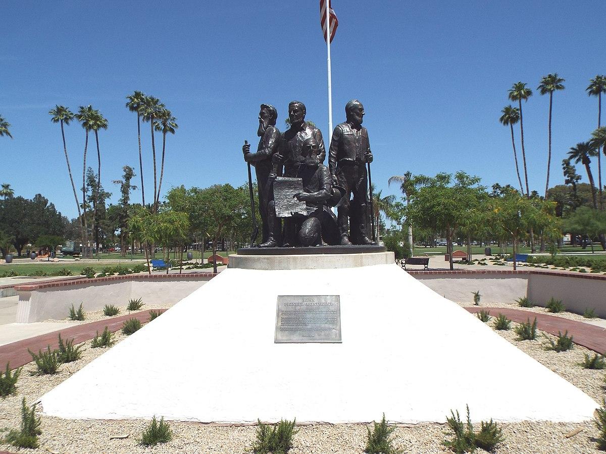 List of historic properties in Mesa, Arizona - Wikipedia