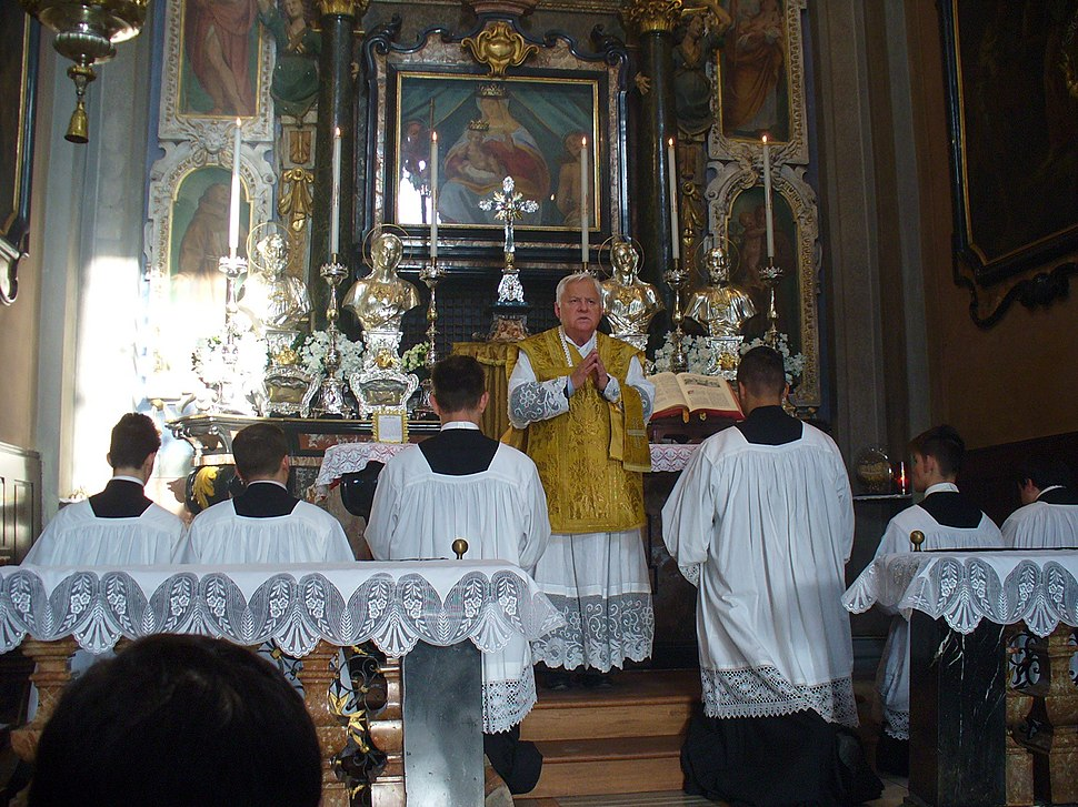 Messa in rito ambrosiano antico alla Madonnina di Legnano