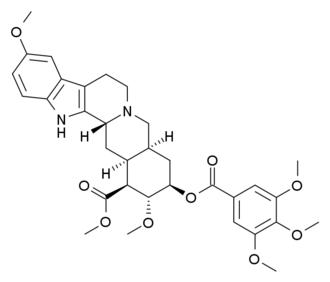 Methoserpidine - Image: Methoserpidine