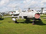 MiG-19PM at Central Air Force Museum Monino pic2.JPG