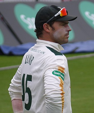 Michael Lumb (cricketer) - Image: Michael Lumb cricketer