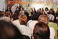Michelle Bachelet visita junta de vecinos Nº 34 de la comuna de Lo Espejo (8672266989).jpg