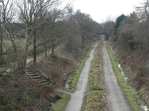 Middlewood Way - geograph.org.uk - 1778781