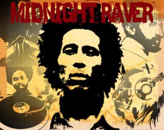 <i>Midnight Raver</i> Music website