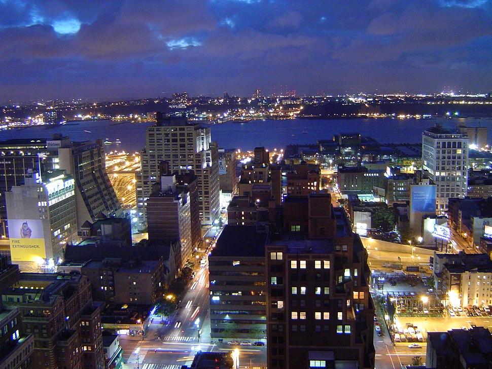 Midtown New York City. NY, NY