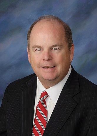 Mike Ward (American politician) - Mike Ward
