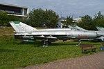 Mikoyan-Gurevich MiG-21MF '6504' (18741553713).jpg