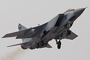 """Mikoyan-Gurevich MiG-31 """"37 Blue"""" Russia Air Force.jpg"""