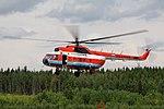 Mil Mi-8T, Avialesookhrana AN2343306.jpg
