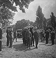 Militaire begrafenis in Engeland (generaal Noothoven van Goor), Bestanddeelnr 935-3410.jpg