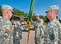 Military Police brigade commander installed, FLW 110722-A-IN909-004.jpg
