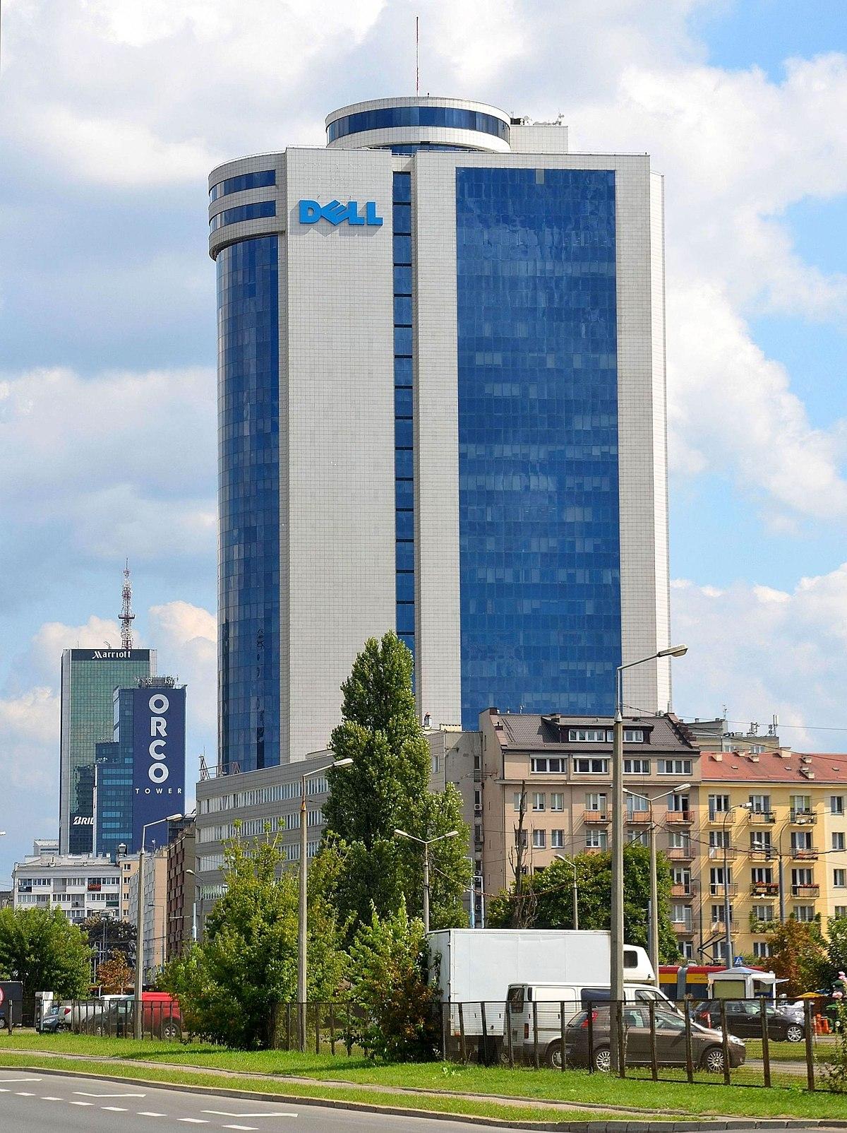 Car Company Warsaw >> Millennium Plaza - Wikipedia