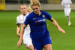 Millie Bright British association football player