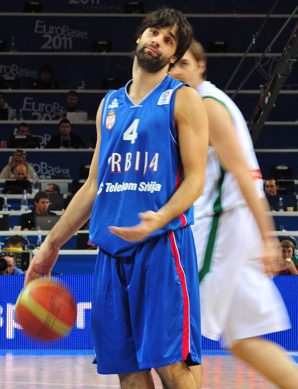 Milos Teodosic Eurobasket 2011