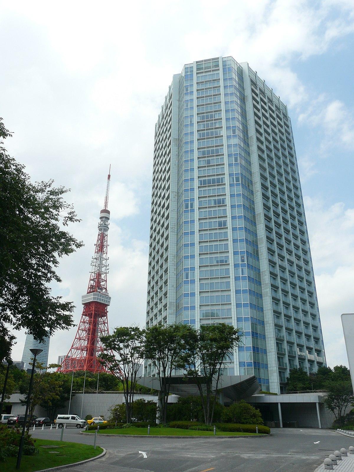 タワー ザ 東京 パーク プリンス