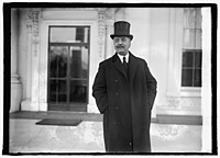 Minister G. Simopoulos at W.H. (i.e., White House, Washington, D.C., 12-12-24) LCCN2016849850.jpg