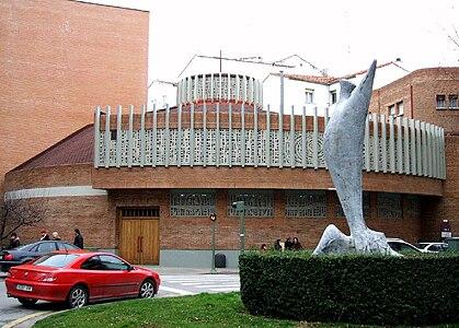 Miranda de Ebro - Iglesia del Buen Pastor 04.jpg