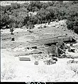 Mission 66 Visitor Center and Museum during construction. ; ZION Museum and Archives Image 004 01018 ; ZION 14918 (bad8138bd23842febce5e0896203dab0).jpg