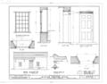 Mission Printing Office, King and Kawaiahao Streets, Honolulu, Honolulu County, HI HABS HI,2-HONLU,20- (sheet 3 of 3).png