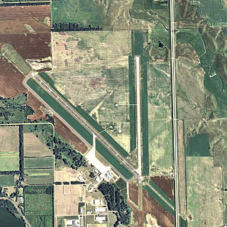 Mitchell Municipal Airport airport in South Dakota, United States of America