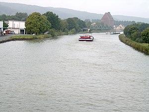 Bad Essen - Midland Canal in Bad Essen