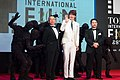 "Miyano Mamoru, Ando Hiroaki & Seshita Hiroyuki ""Ajin- Demi-Human - Compel"" at Opening Ceremony of the 28th Tokyo International Film Festival (22440878711).jpg"