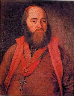 Serbian Orthodox Metropolitan