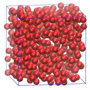 File:Molecular Dynamics Simulation of Argon.webm