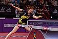 Mondial Ping - Women's Singles - Semifinal - Ding Ning-Li Xiaoxia - 05.jpg