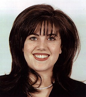 1998 in the United States - January 26: President Clinton becomes embroiled in the Lewinsky scandal