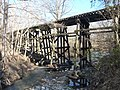 Monroe County - Victor Pike - abandoned railway - trestle - P1120786.JPG
