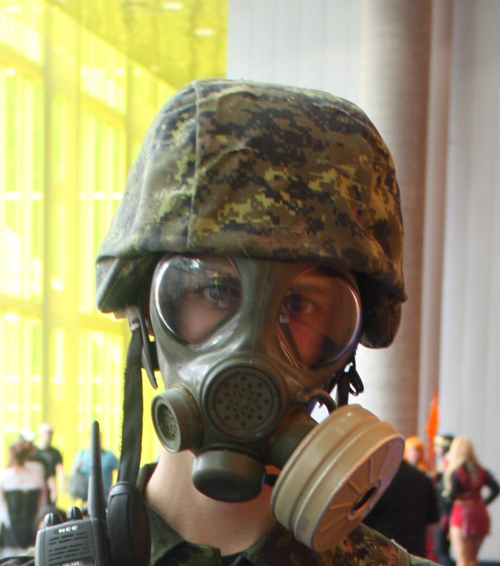 c-4 protective mask