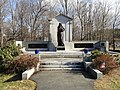Monument, Memory Statue by Cyrus Edwin Dallin - Sherborn, MA - DSC03006.JPG