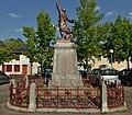 Monument aux morts de Bruges (Pyrénées-Atlantiques) vue 6.JPG