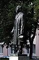 Monument to Adolf Heyduk in Písek in 2012 (2).JPG