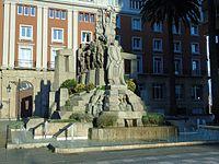 Monumento a Curros Enriquez.001 - A Coruña.JPG