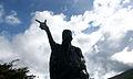 Monumento a la Loca Luz Caraballo en Merida.JPG