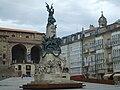 Monumento a la batalla de Vitoria - Monument to the battle of Vitoria.JPG