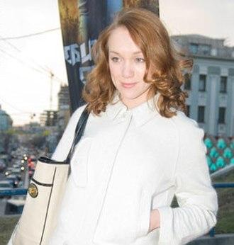 Darya Moroz - Darya Moroz at the premiere in 2009