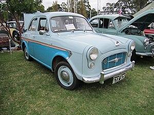 Morris Major - Morris Major Series I