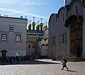 Moscou Kremlin le palais à facettes.JPG