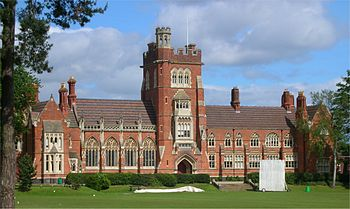 English: Moseley School, Birmingham, England.