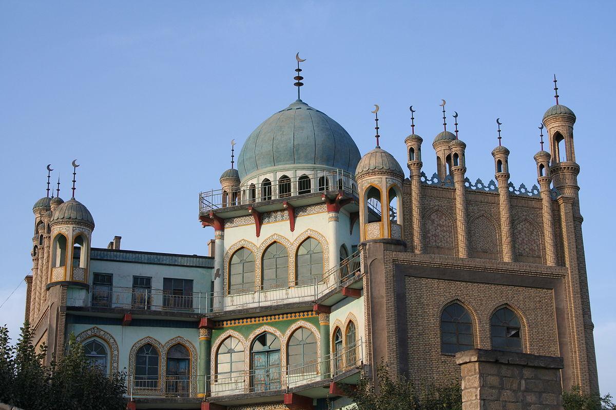 Mosque: Wikipedia