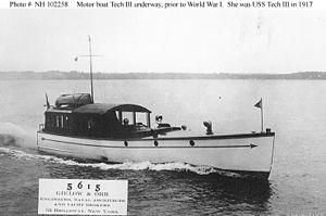 Motorboat Tech III