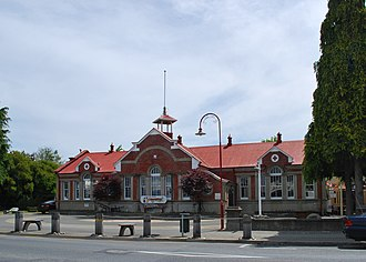 Motueka - The Motueka District Museum