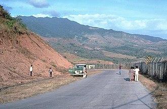 Landmarks of the Philippines - Image: Mount Natib