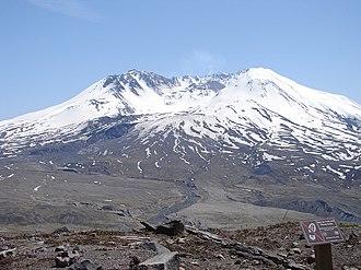 Cowlitz County, Washington - Image: Mount St. Helens 3